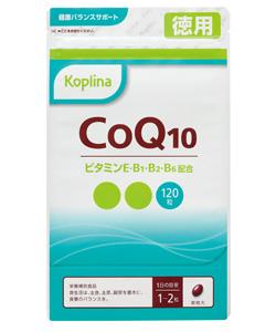 CoQ10with VitaminE,B1,B2,B6 value typePackage Image